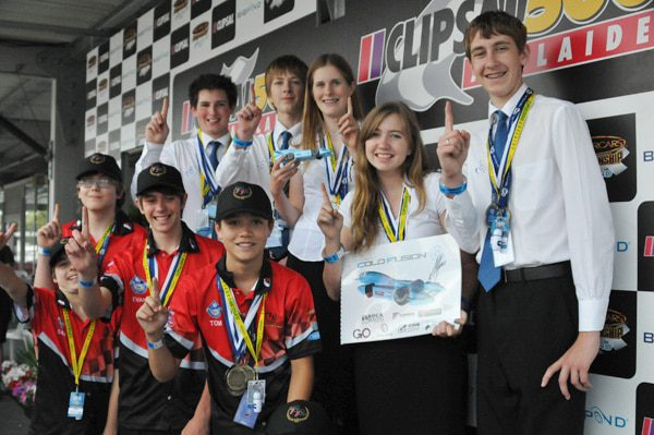 2012 F1 in Schools National Final Results