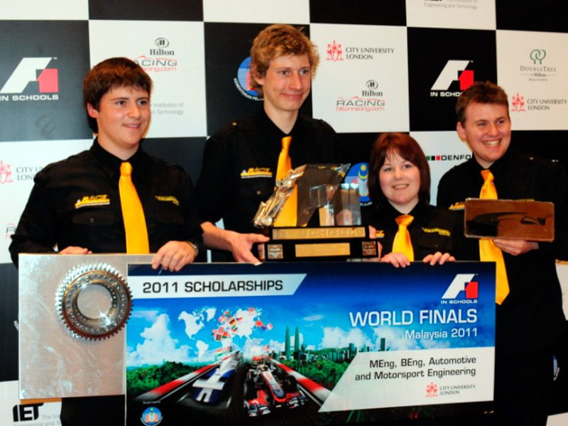 2012 F1 in Schools National Final